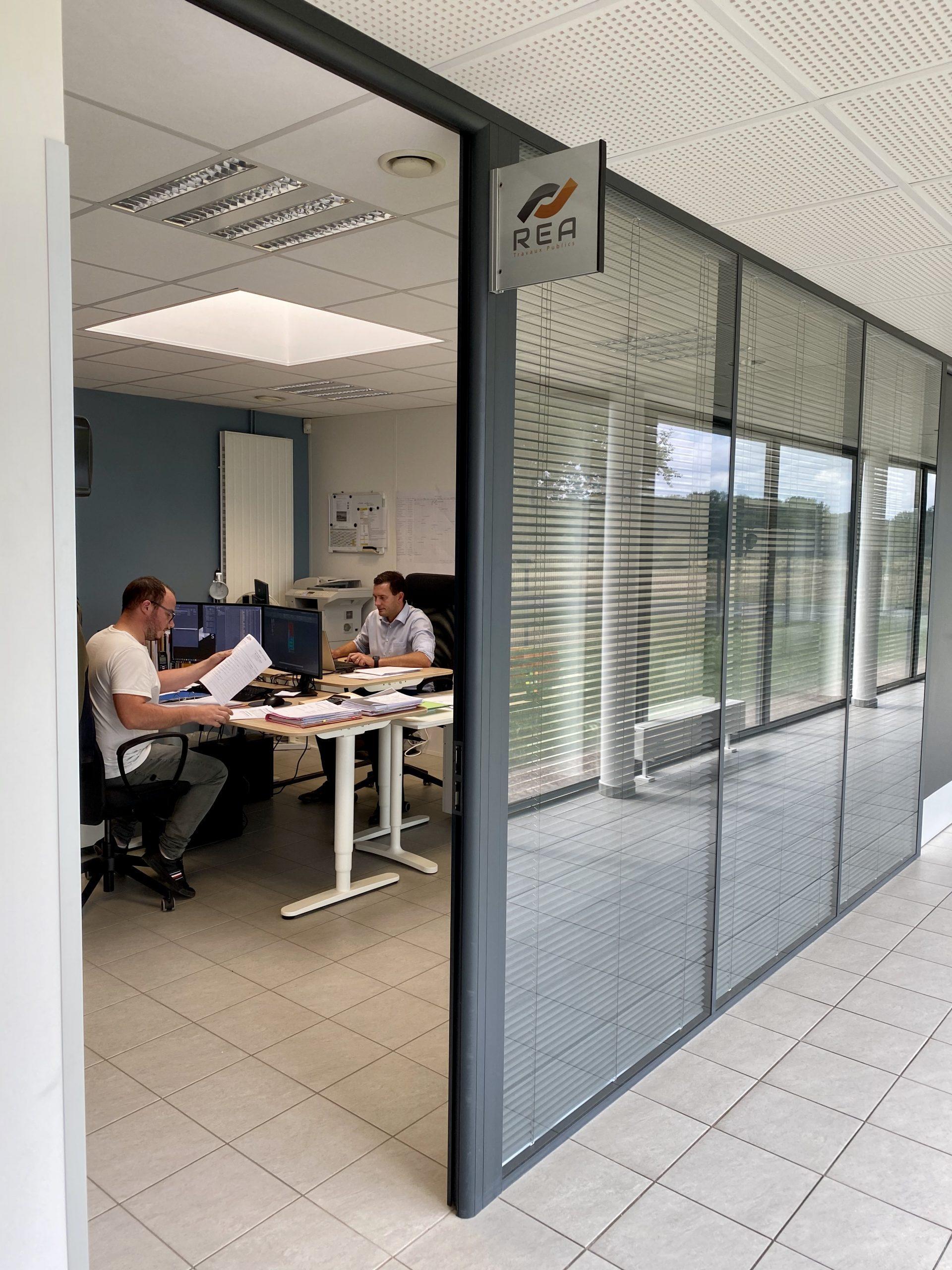 Kevin - REA Travaux Publics - Initiative Artois - Agence GUS