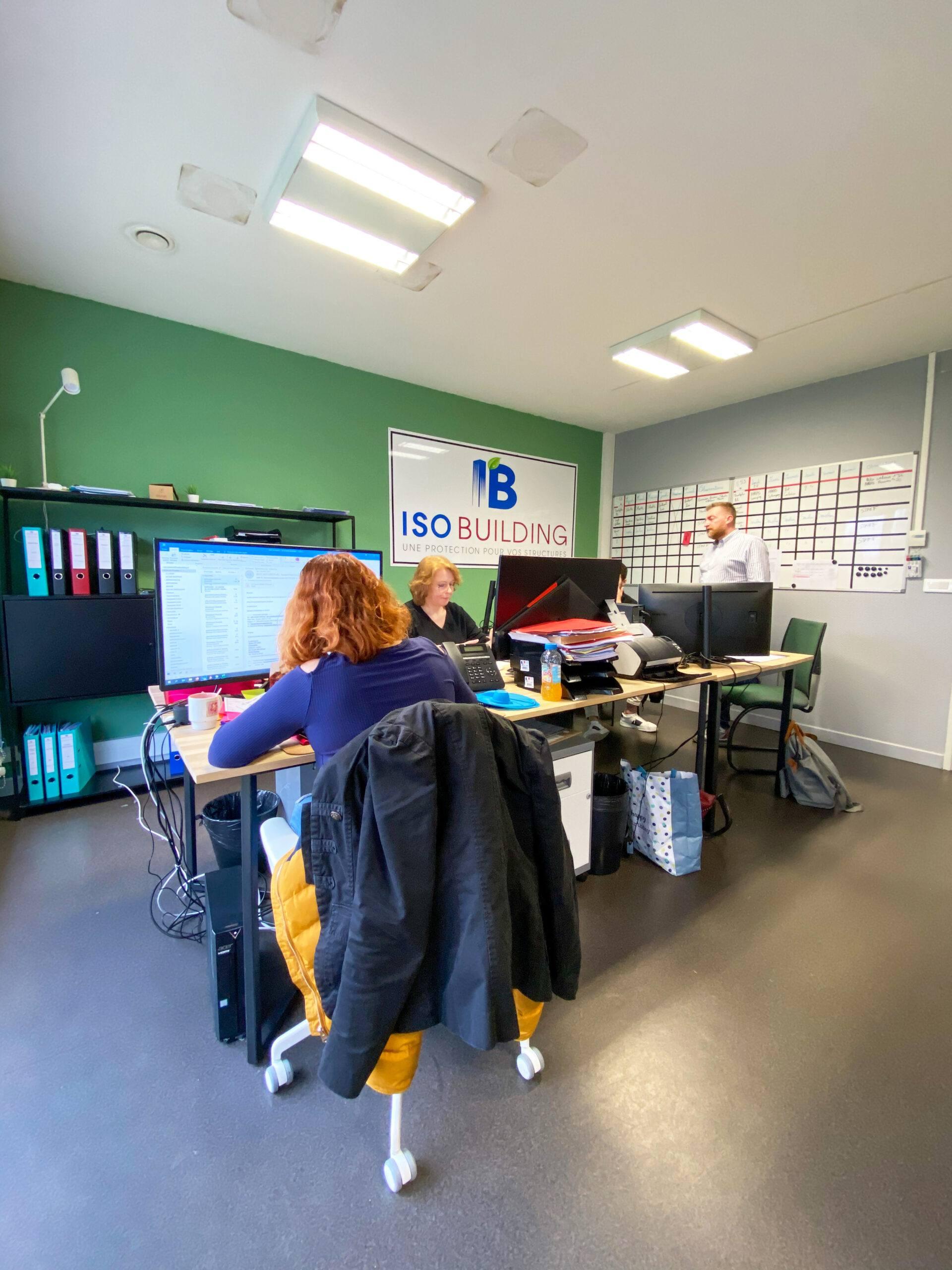 ISO BUILDING Béthune - Initiative Artois - Agence GUS